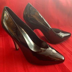 NEW! ELIE👠 Black Patent Pumps/Heels